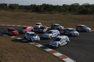 Volkswagen Motorsport India cars