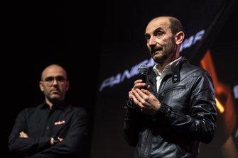 Stefano Cecconi et Claudio Domenicali