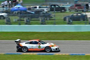 #56 MP1A Porsche GT3 driven by Luis Corbillon & Enrique Pretelt of NGT Motorsports