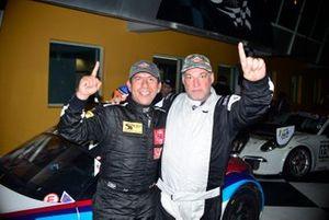 John Estupinan and Adam Yunis of TLM Racing
