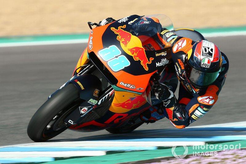 #88 Jorge Martin, Red Bull KTM Ajo
