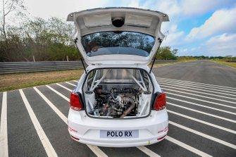 Volkswagen Polo RX engine