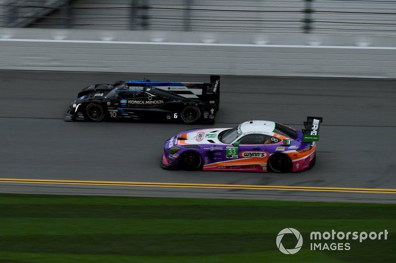 Vitória nas 24H de Daytona (IMSA)