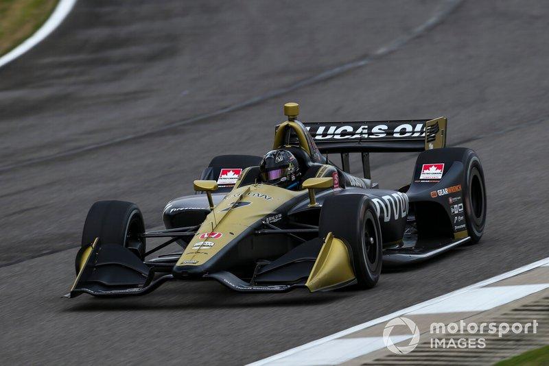 7. Marcus Ericsson, Arrow Schmidt Peterson Motorsports Honda