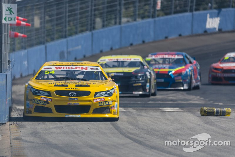 Alon Day, CAAL Racing, Toyota Camry