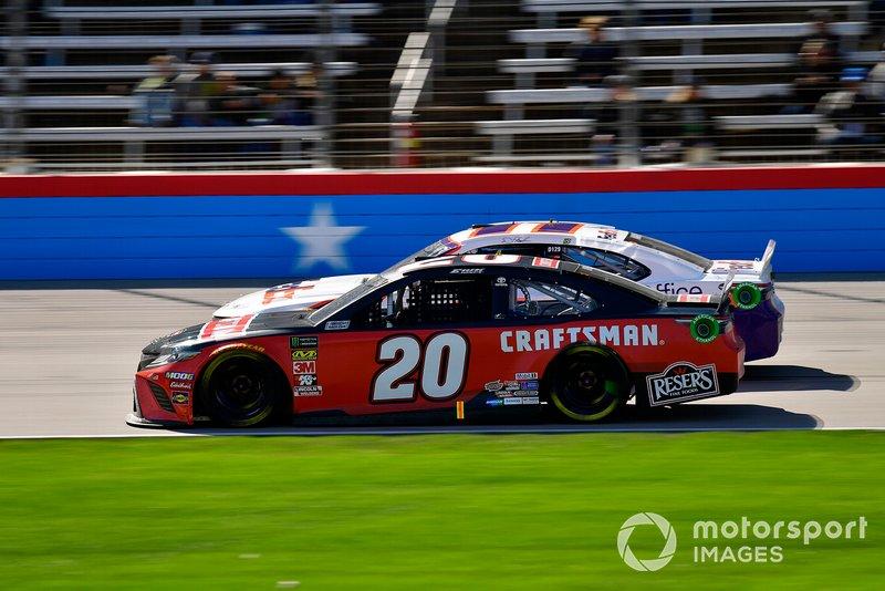 4. Erik Jones, Joe Gibbs Racing, Toyota Camry