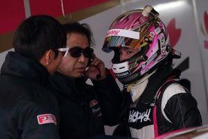 #25 Team Tsuchiya Toyota MC86: Kimiya Sato