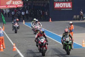 Toprak Razgatlioglu, Turkish Puccetti Racing, Jonathan Rea, Kawasaki Racing