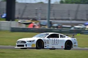 #18 TA2 Ford Mustang driven by Richard Diehl of Big Diehl Racing