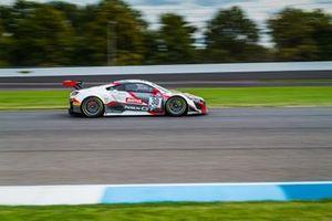 #30 Team Honda Racing Honda NSX GT3 Evo: Mario Farnbacher, Dane Cameron, Renger van der Zande