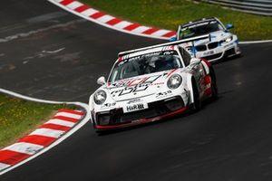 #80 Porsche 911 GT3 Cup: Philipp Neuffer, Florian Spengler, Nico Menzel