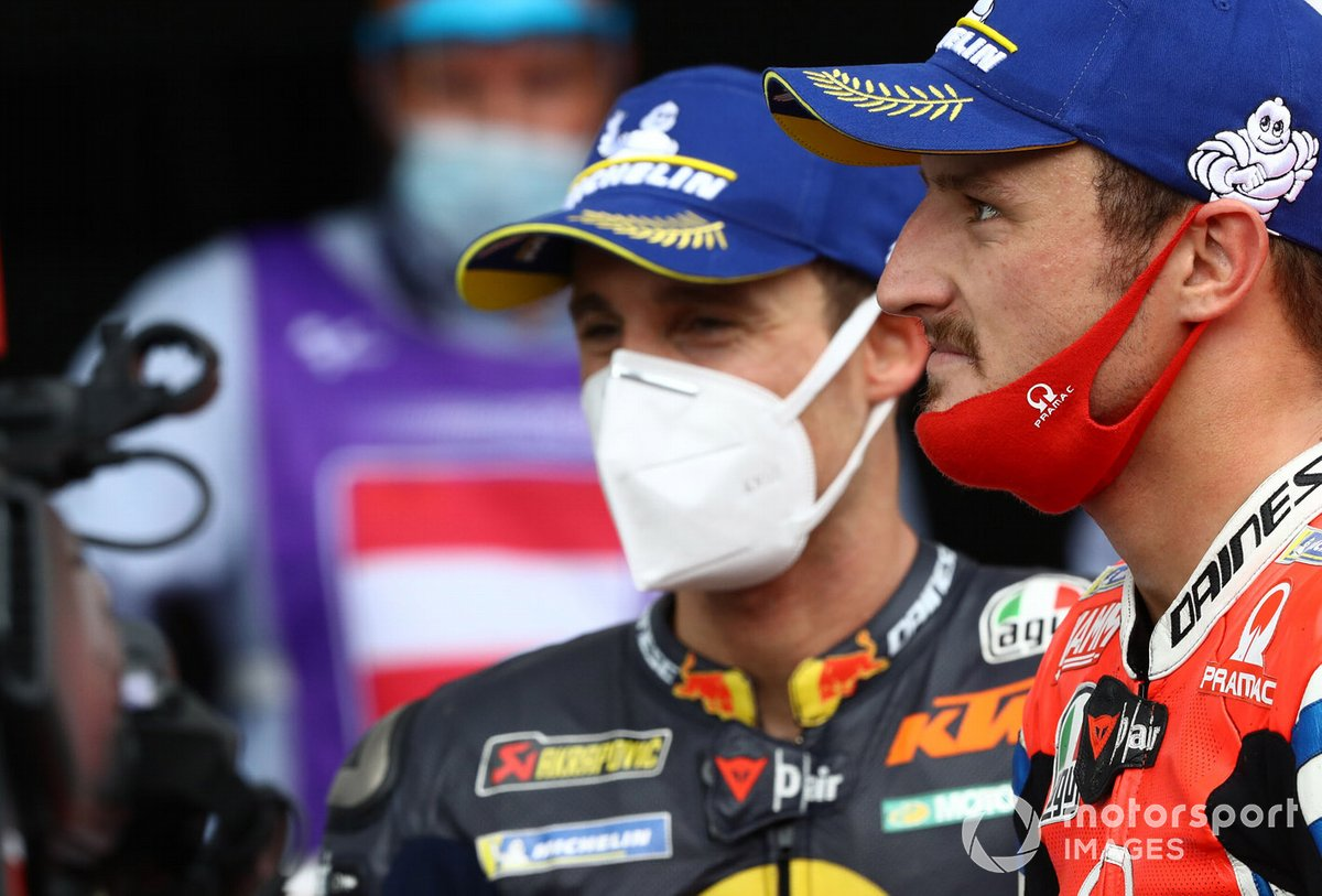 Jack Miller, Pol Espargaro, Red Bull KTM Factory Racing