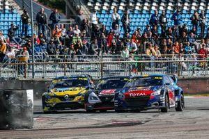 Timmy Hansen, Team Hansen, Timo Scheider, All-Inkl Münnich Motorsport, Anton Marklund, GCK Bilstein