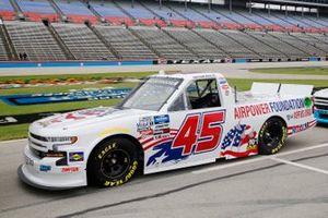 Trevor Bayne, Niece Motorsports, Chevrolet Silverado AirPower Foundation