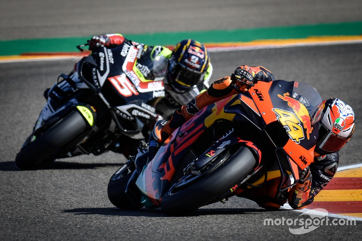 Pol Espargaro, Red Bull KTM Factory Racing, Johann Zarco, Ducati Team