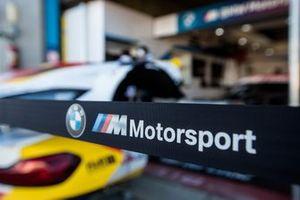 Car of Sheldon van der Linde, BMW Team RBM