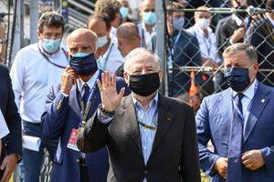 Jean Todt, Président, FIA