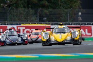 #29 Racing Team Nederland - Oreca 07 - Gibson: Frits van Eerd, Giedo van der Garde, Nyck De Vries