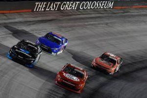 Jeffrey Earnhardt, JD Motorsports, Chevrolet Camaro TeamJDMotorsports.com, Stefan Parsons, B.J. McLeod Motorsports, Toyota Supra Springrates