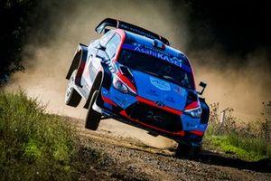 Пьер-Луи Лубэ, Венсан Ландэ, Hyundai 2c Competition, Hyundai i20 Coupe WRC