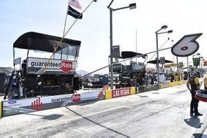#6: Ryan Newman, Roush Fenway Racing, Ford Mustang Guaranteed Rate