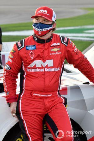 Austin Wayne Self, AM Racing, Chevrolet Silverado JB Henderson Construction