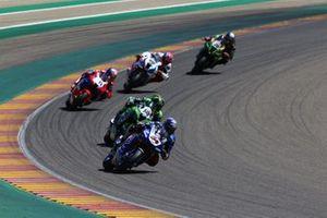 Toprak Razgatlioglu, Pata Yamaha, Xavi Fores, Kawasaki Puccetti Racing