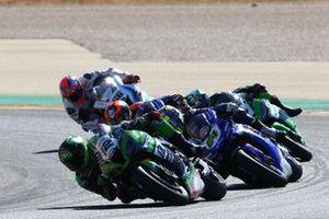 Xavi Fores, Kawasaki Puccetti Racing, Federico Caricasulo, GRT Yamaha