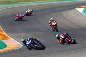 Toprak Razgatlioglu, Pata Yamaha, Alvaro Bautista, Team HRC