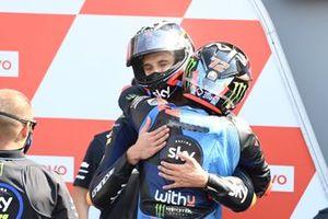 Luca Marini, Sky Racing Team VR46, Marco Bezzecchi, Sky Racing Team VR46