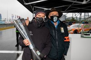 Pole sitter #4 Mercedes-AMG Team HRT Mercedes-AMG GT3: Maro Engel