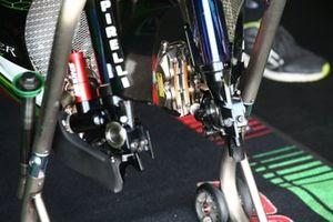 Kawasaki Brembo brakes