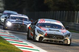 Luca Segù, Francesco De Luca, Nova Race Events, Mercedes AMG GT4