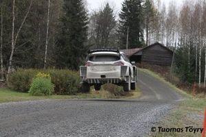 Janne Tuohino, Ford Fiesta WRC