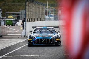 #88 AKKA ASP Mercedes-AMG GT3: Тимур Богуславский, Фелипе Фрага