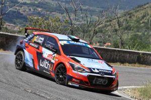 Umberto Scandola, Guido D'Amore, Hyundai Motorsport, Hyundai I20 R5