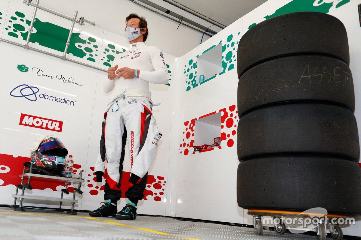 Jean-Karl Vernay, Mulsanne Alfa Romeo Giulietta TCR