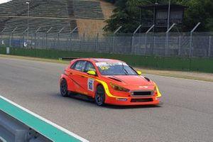 Mauro Guastamacchia, Hyundai i30 N TCR, Team Aggressive Italia