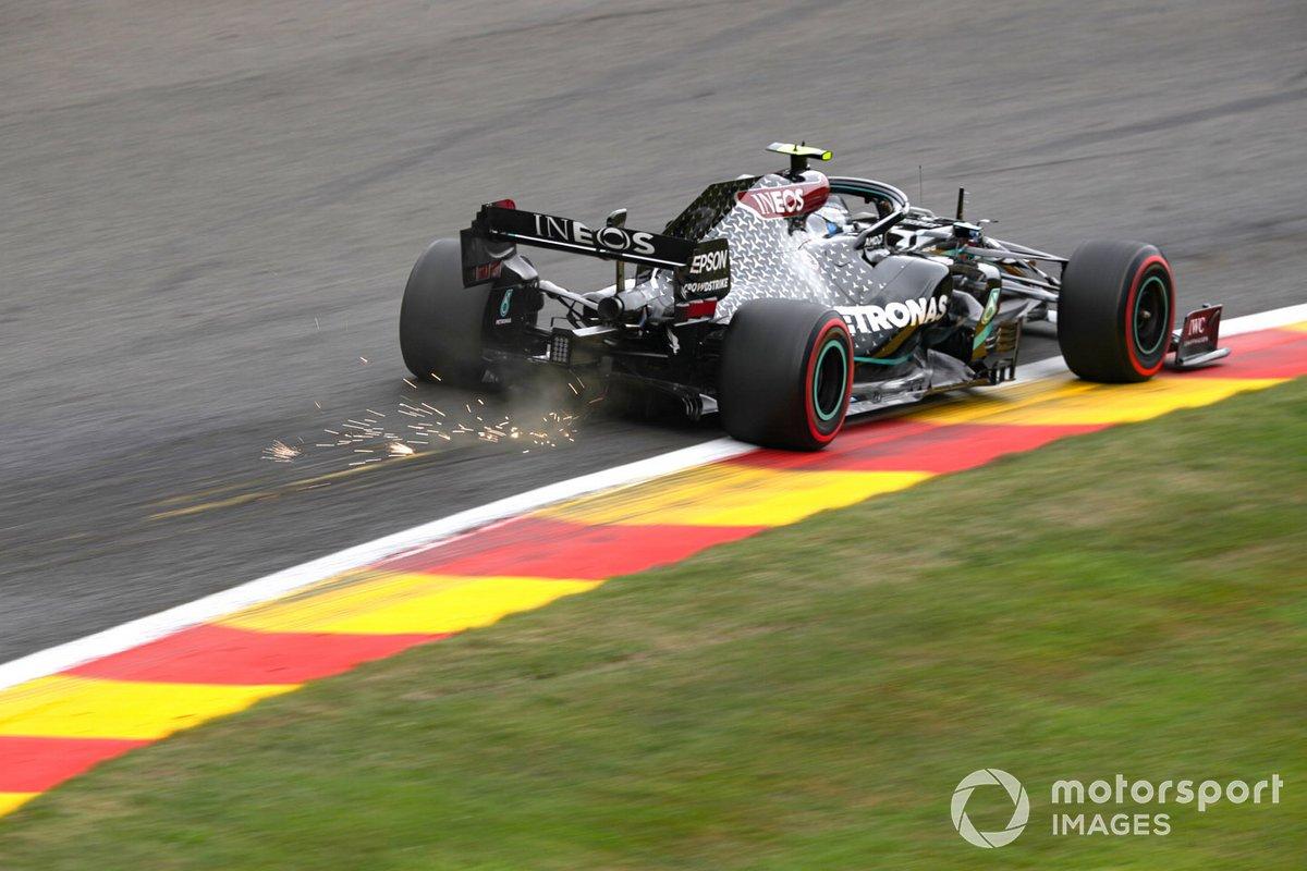 Mercedes: Valtteri Bottas ha confirmado su continuidad en 2021
