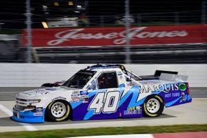 #40: Ryan Truex, Niece Motorsports, Chevrolet Silverado Marquis