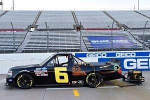 #6: Norm Benning, Norm Benning Racing, Chevrolet Silverado H & H Transport