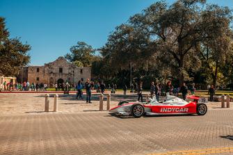 IndyCar en el Alamo, San Antonio