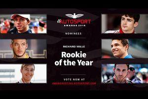 Rookie de l'année