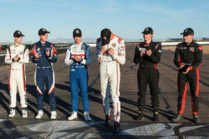 Hunter McElrea wins the Mazda Road to Indy USF2000 $200K Scholarship Shootout at the Bondurant Racing School