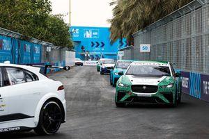 Bandar Alesayi, Saudi Racing Alice Powell, Jaguar VIP car