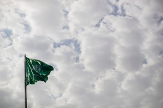 Vlag van Saudi-Arabië