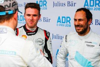 Oliver Rowland, Nissan e.Dams, Gary Paffett, HWA Racelab