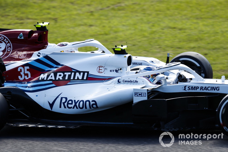 16e : Sergey Sirotkin (Williams)