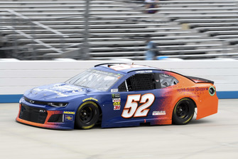 Harrison Rhodes, Rick Ware Racing, Ford Fusion