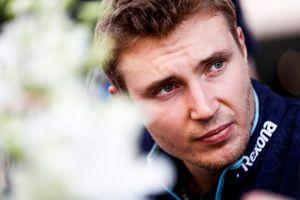 Siergiej Sirotkin, Williams Racing